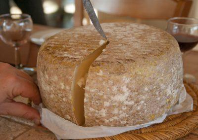 Toma del lait Brusc