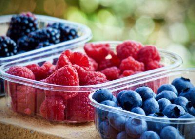 Piccoli frutti delle valli Cuneesi